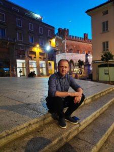 Prof. Dr. Dario Cebic in Piacenza, Italy