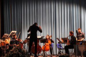 Shallfeld Ensemble World premiere