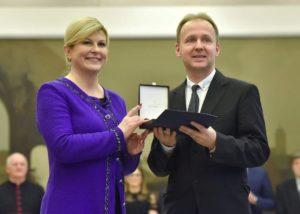 President medal